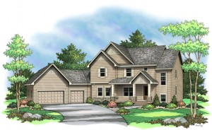 affordable new homes in Lake Elmo Minnesota